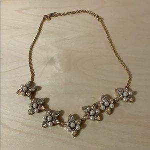 J.Crew statement necklace.